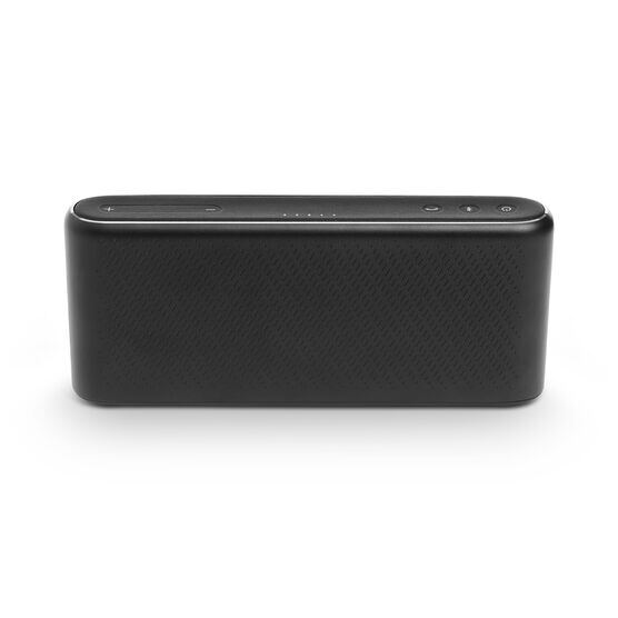 Traveler - Black - All-in-one travel speaker - Back