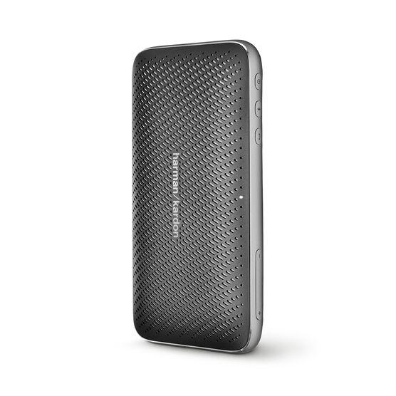 Harman Kardon Esquire Mini 2 - Black - Ultra-slim and portable premium Bluetooth Speaker - Detailshot 2