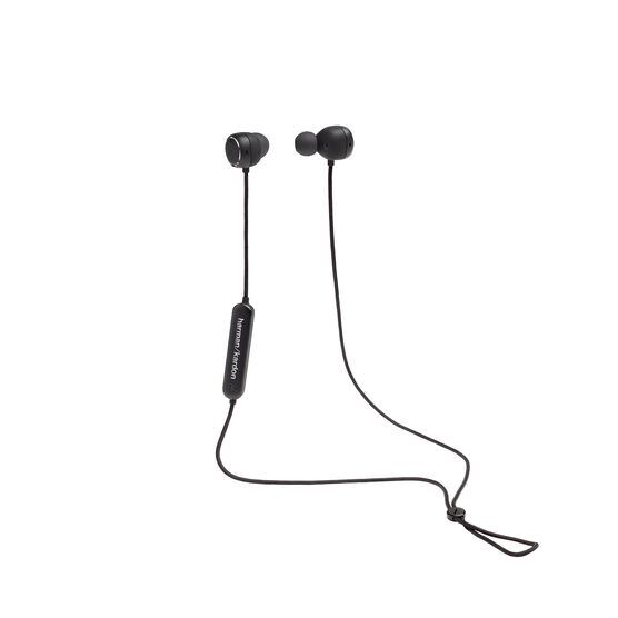 Harman Kardon FLY BT - Black - Bluetooth in-ear headphones - Hero