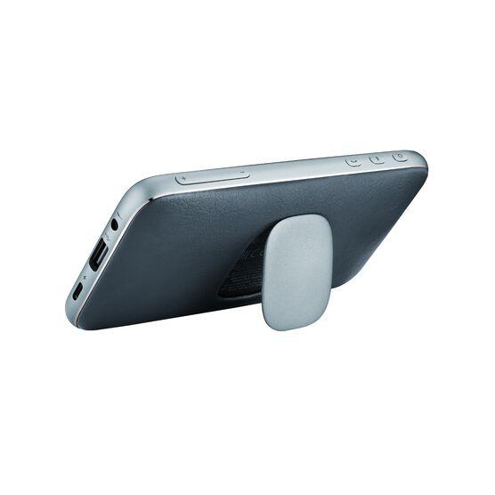 Harman Kardon Esquire Mini 2 - Blue - Ultra-slim and portable premium Bluetooth Speaker - Back