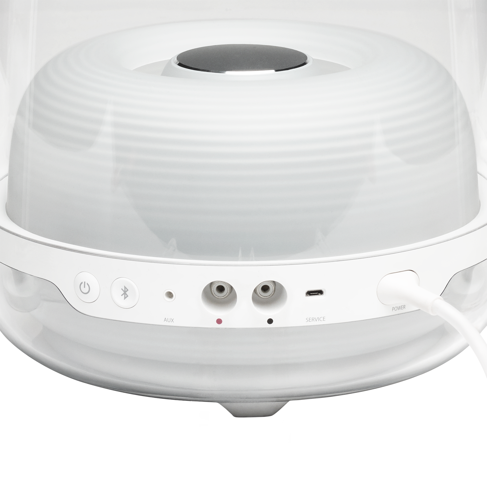 Harman Kardon SoundSticks 4 - White - Bluetooth Speaker System - Detailshot 1