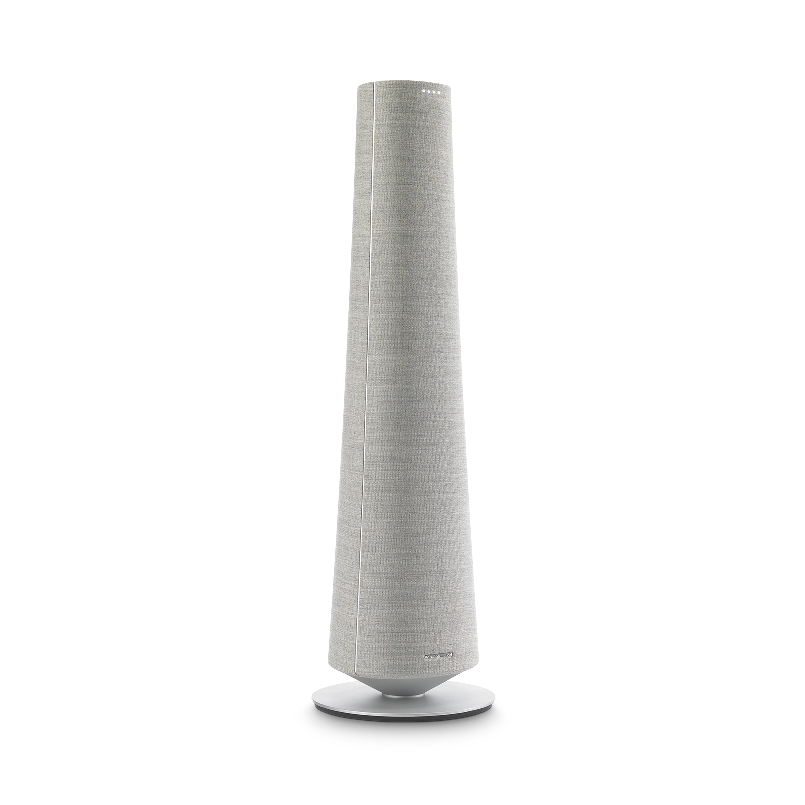 Harman Kardon Citation Tower - Grey - Smart Premium Floorstanding Speaker that delivers an impactful performance - Detailshot 2