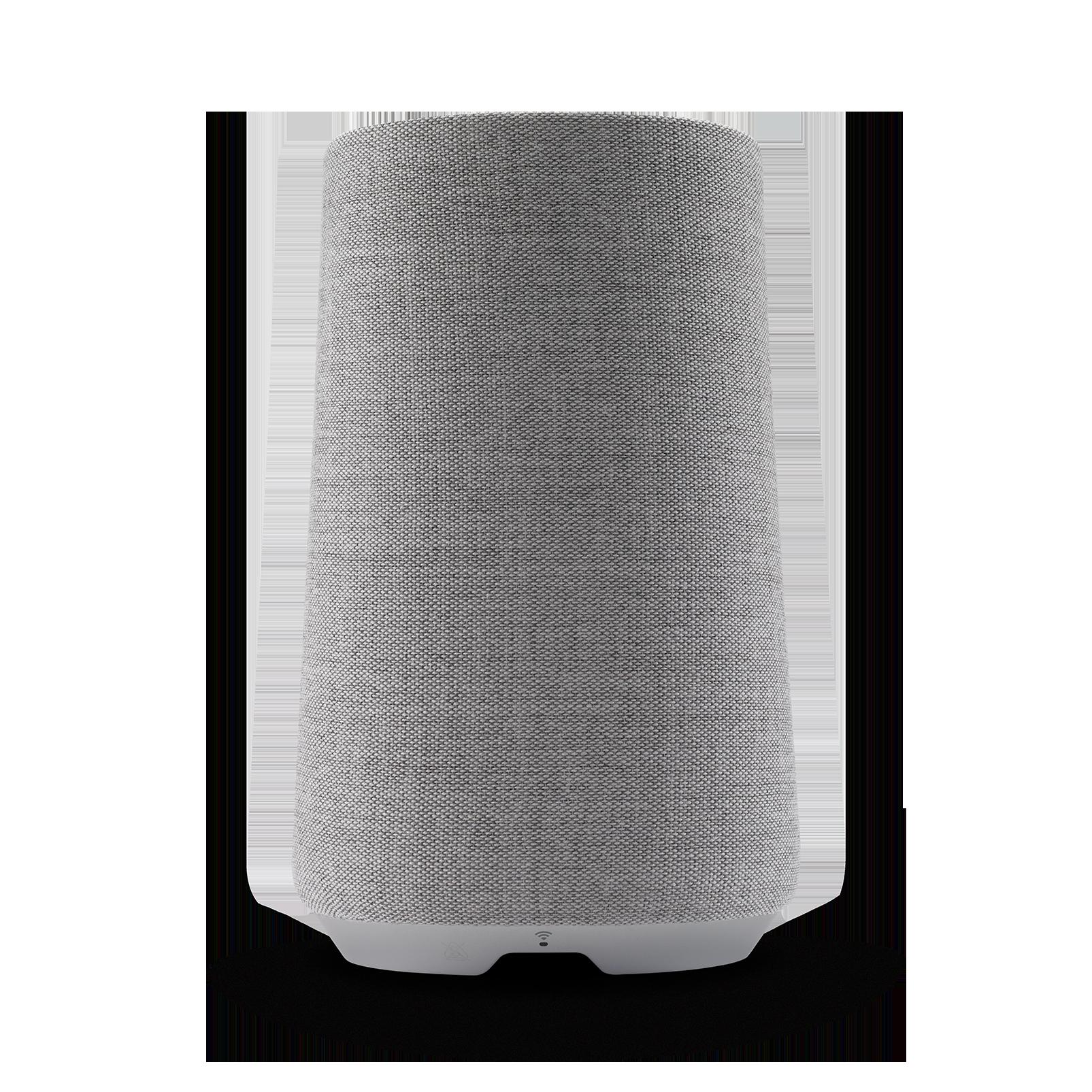 Harman Kardon Citation 100 - Grey - The smallest, smartest home speaker with impactful sound - Back