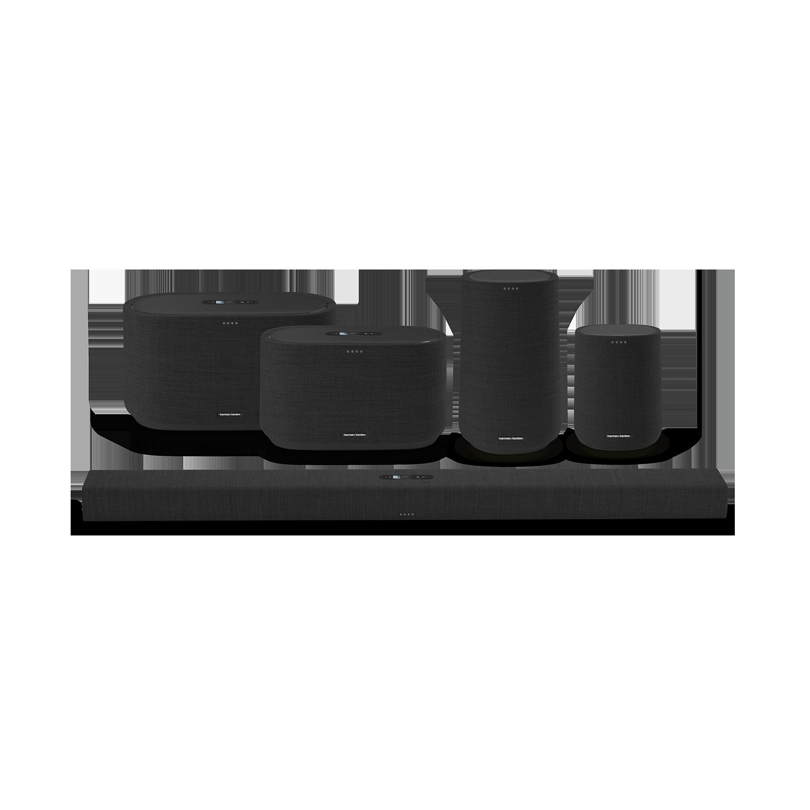 Harman Kardon Citation Bar - Black - The smartest soundbar for movies and music - Detailshot 5