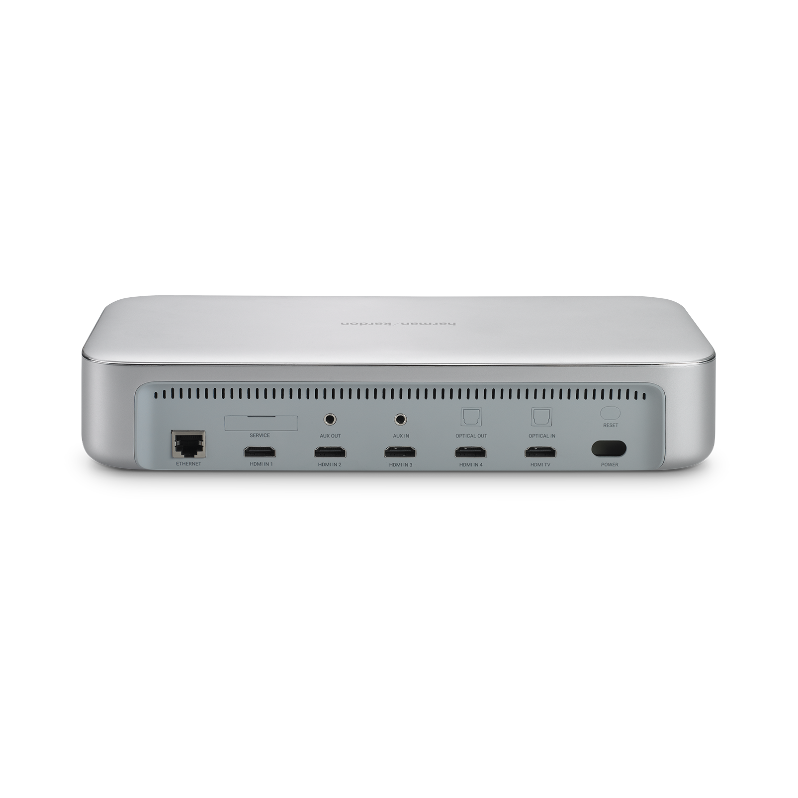 Harman Kardon Citation Adapt - Grey - The compact wireless digital AV  adapter - Back