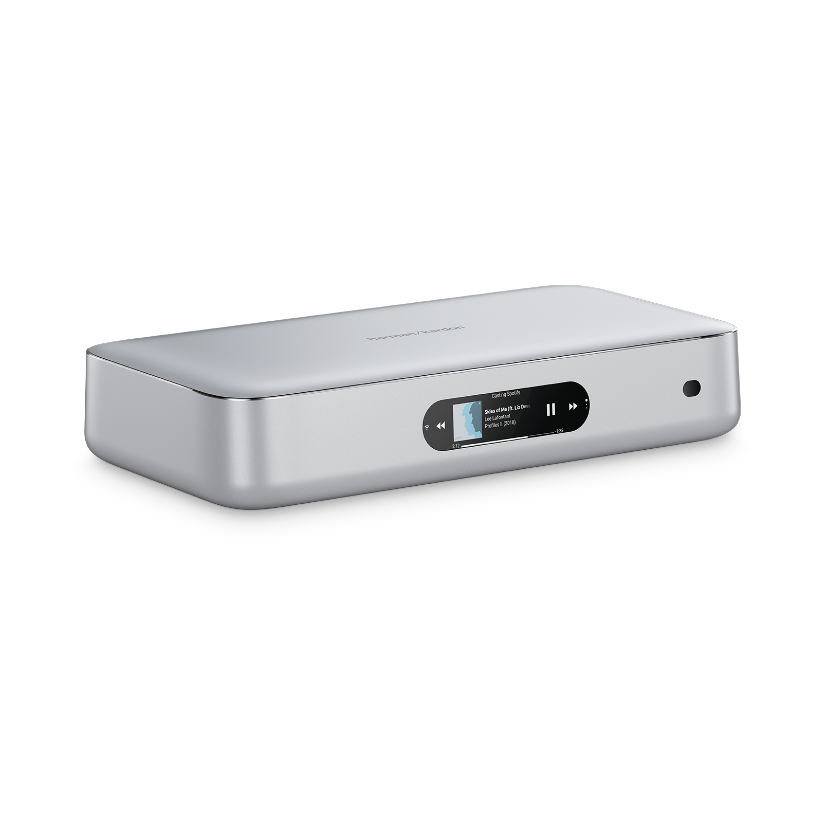 Harman Kardon Citation Adapt - Grey - The compact wireless digital AV  adapter - Detailshot 1