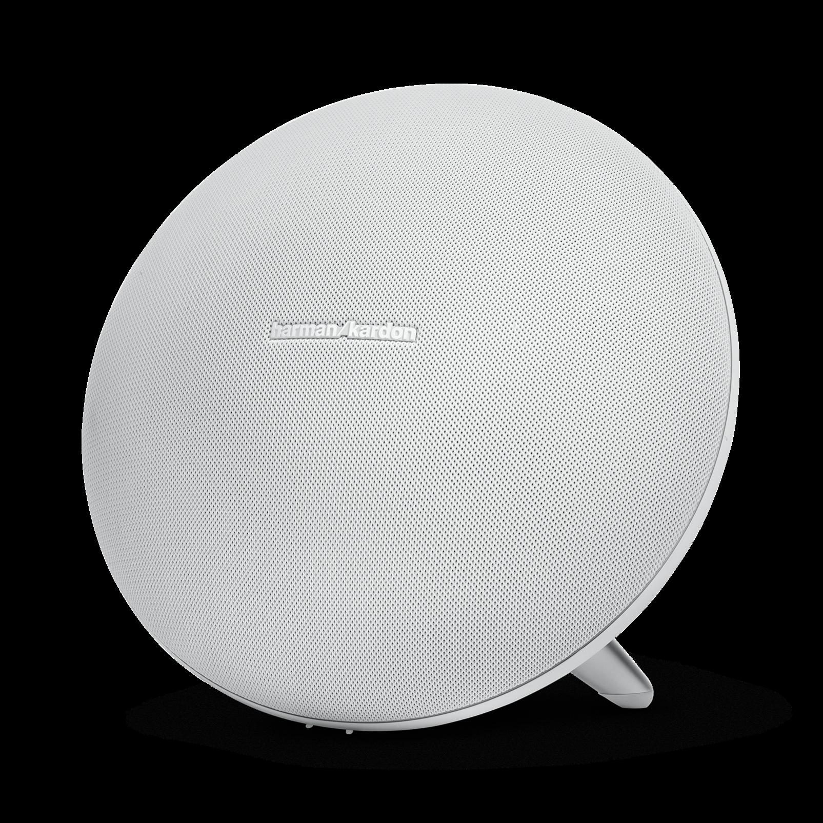Onyx Studio 3 - White - Portable Bluetooth Speaker - Hero
